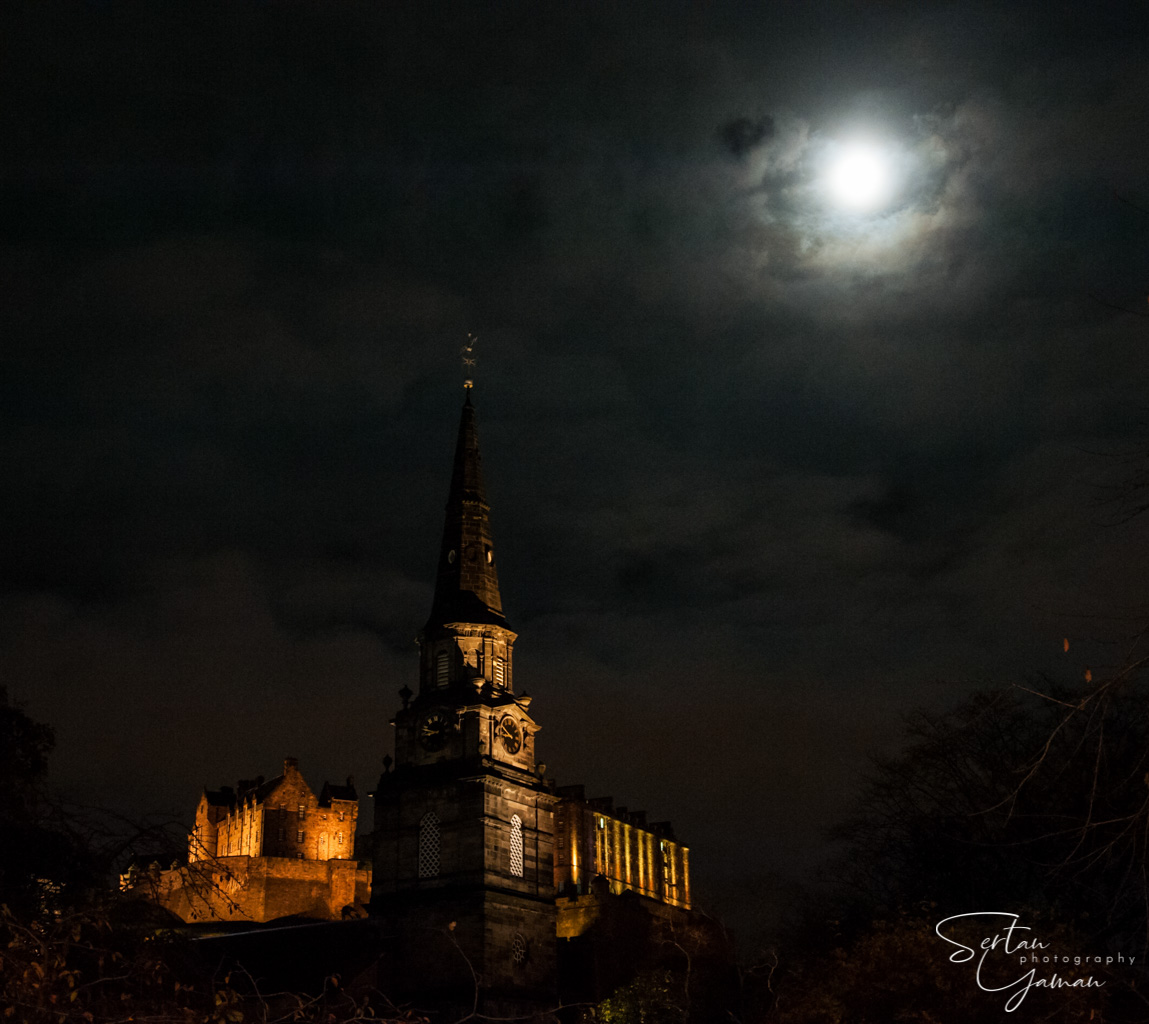 Edinburg, Scotland | sertanyaman.com photography